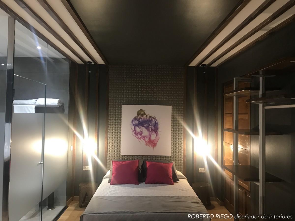 Apara-hotel, diseño