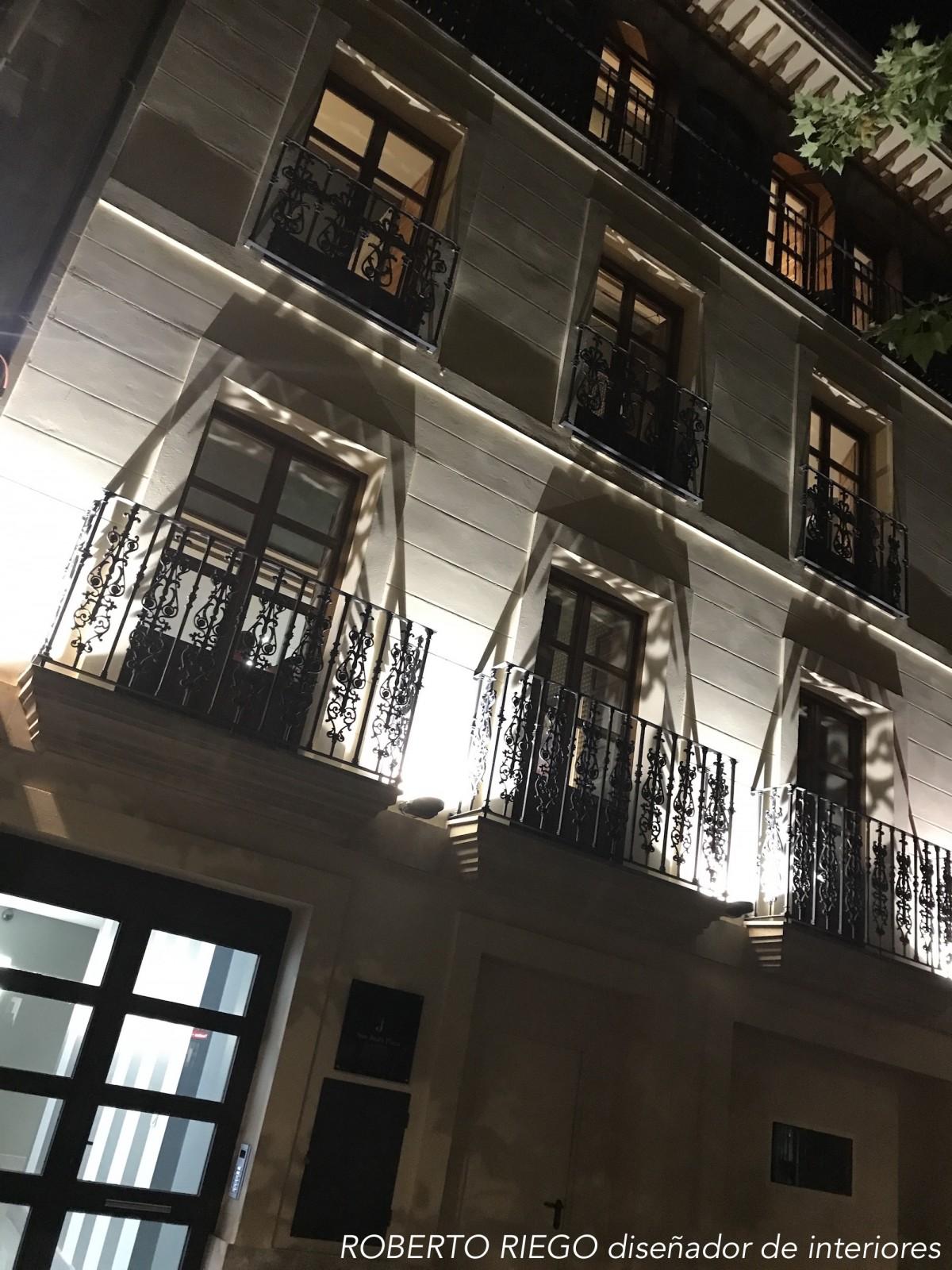 Diseño fachada Salamanca